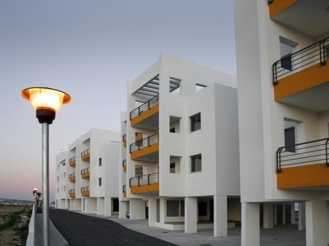 Апартаменты в Ларнаке с 2 спальнями, Livadhia - на Кипре