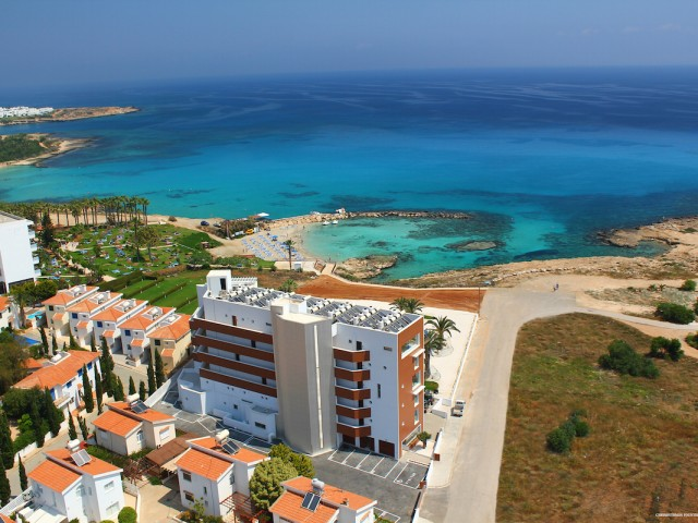 Односпальные квартиры Кипра в Протарасе