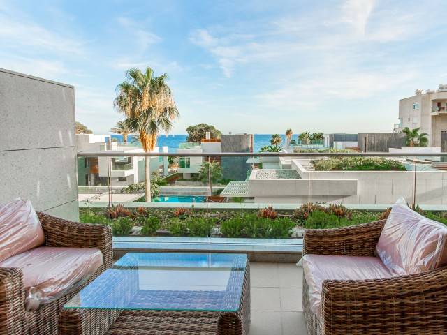 Роскошные апартаменты с 2 спальнями, Potamos Germasogeia на Кипре