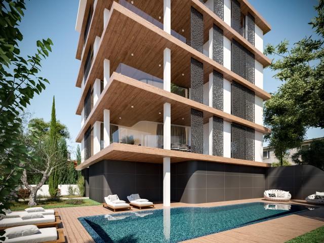 Апартаменты в Пафосе с 3 спальнями, Universal