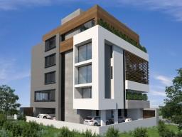 Двуспальные апартаменты в Лимассоле, Mesa Gitonia