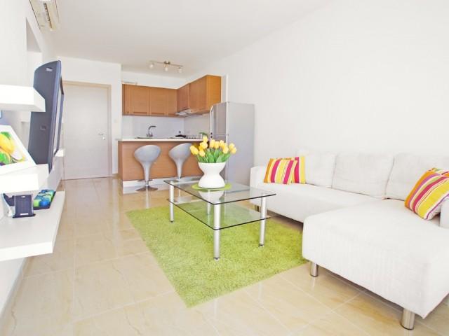 Снять жилье с 1 спальней в Протарасе - Кипр
