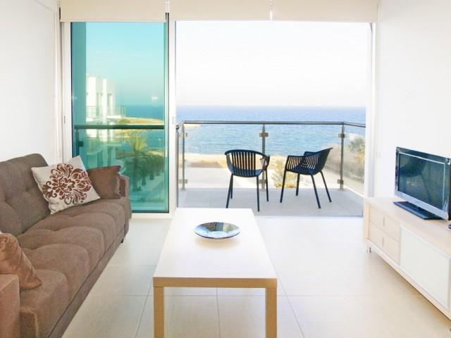 Апартаменты с 1 спальней в Протарасе на Кипре
