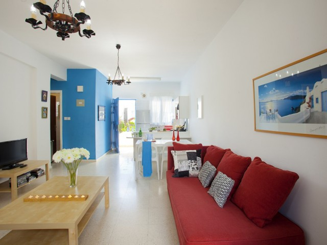 Апартаменты в Протарасе с 2 спальнями
