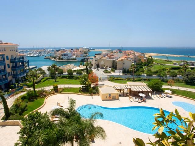 Пентхаус с 3 спальнями в Лимассоле, Limassol Marina