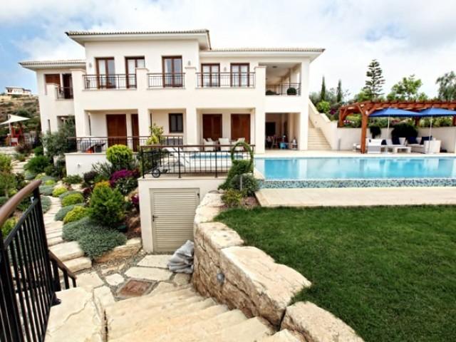 Виллы с 4 спальнями в Пафосе, Kouklia