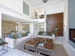 Вилла с 4 спальнями в Пафосе, Latchi