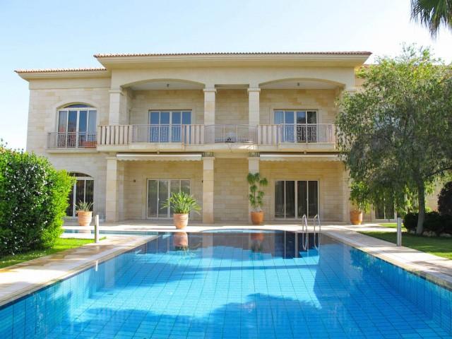 Роскошный дом с 6 спальнями в Лимассоле, Kalogiri