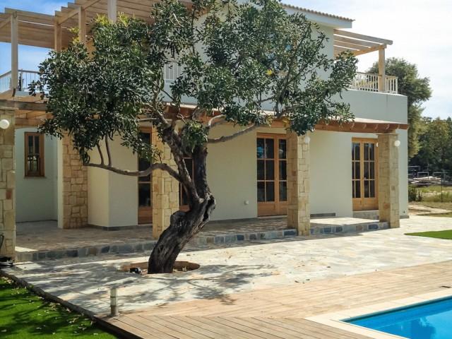 Виллы в Пафосе с 2 спальнями, Kouklia