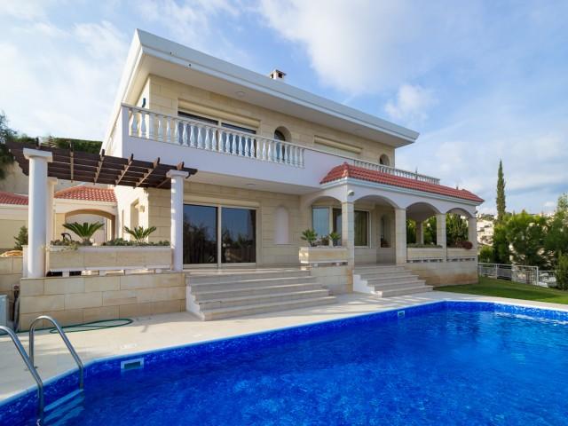 Вилла в Лимассоле с 5 спальнями, Agios Tychonas