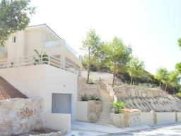 Вилла в Пафосе с 4 спальнями, Kamares