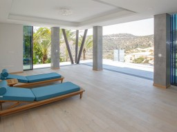 Роскошная вилла в Лимассоле с 6 спальнями, Agios Tychonas