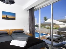 Односпальная вилла люкс в Пафосе, Kato Paphos