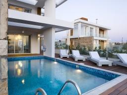 Вилла люкс в Пафосе с тремя спальнями, Kato Paphos