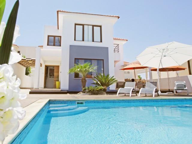 4 спальная вилла в Протарасе, Kapparis - Кипр