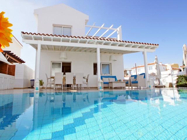 Аренда вилл на Кипре с 3мя спальнями  в Протарасе, Kapparis