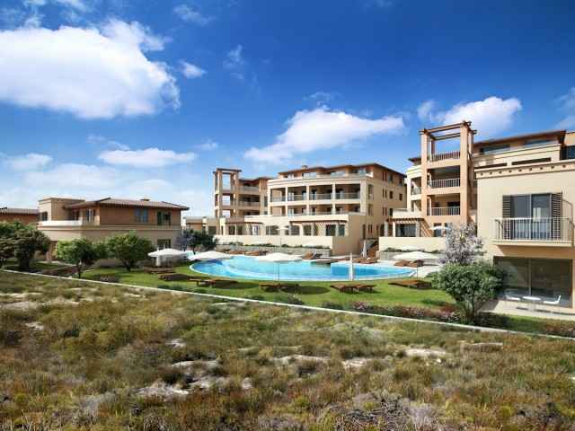 Трехспальные апартаменты в Пафосе, Kato Paphos