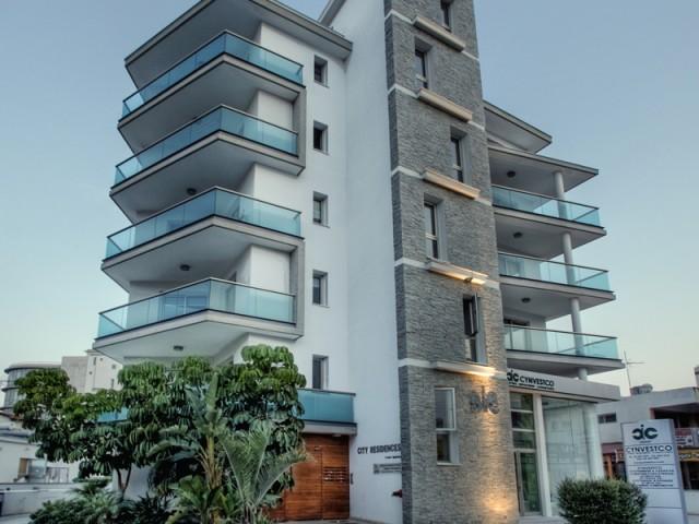 Трехспальные апартаменты в Ларнаке