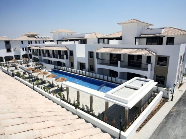 Апартаменты в Ларнаке с одной спальней, Tersefanou - на Кипре