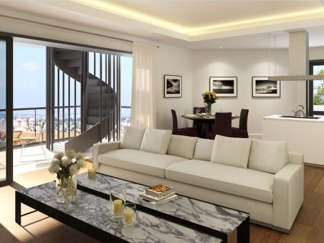 Апартаменты с 3 спальнями в Лимассоле, Agia Fyla