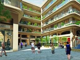 Односпальные апартаменты в Ларнаке, Town Center