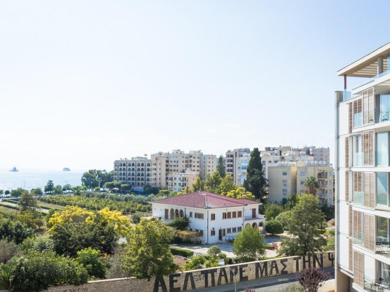 Купить апартаменты на кипре у моря