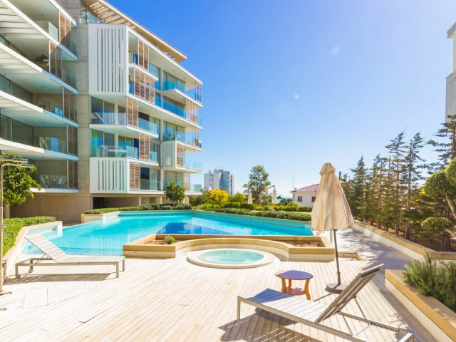 Апартаменты с одной спальней в Лимассоле, Neapolis