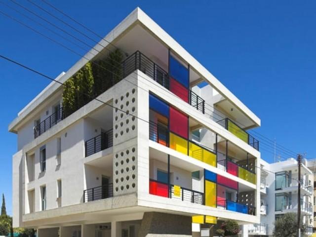 Односпальные апартаменты в Лимассоле, City Center