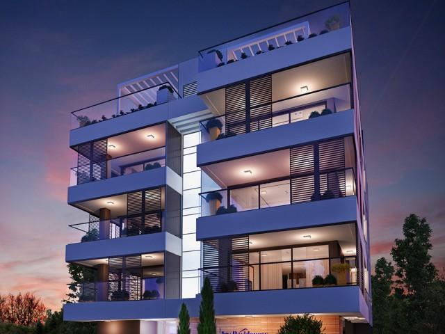 Апартаменты с 3 спальнями в Лимассоле, Agios Nektarios