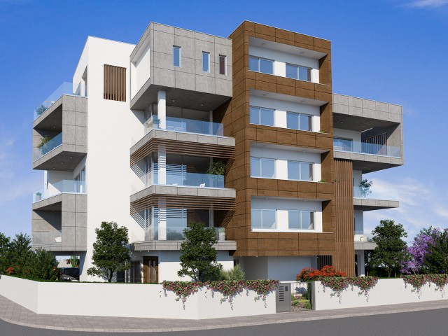 Двухспальные апартаменты в Лимассоле, Mesa Gitonia