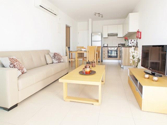 Апартаменты в Протарасе с 1 спальней - Кипр