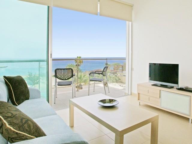 Апартаменты с 1 спальней в Протарасе - Кипр