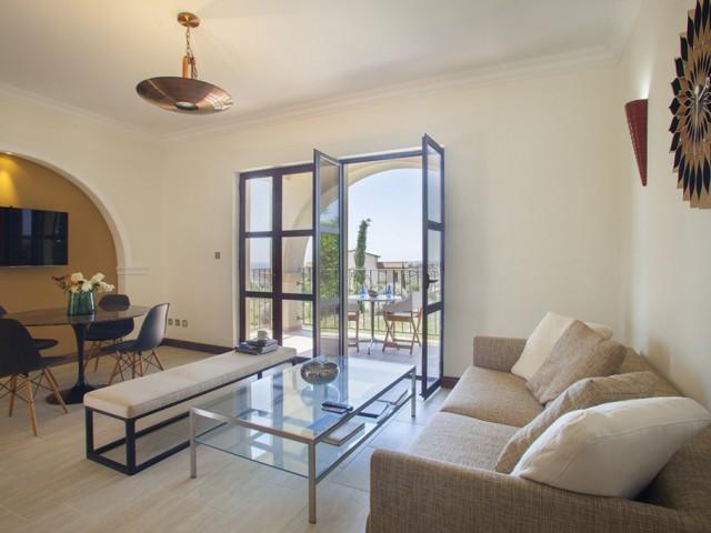 Односпальные апартаменты в Пафосе, Kouklia