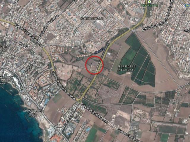 Продажа земли в Пафосе