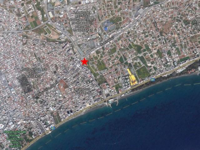 Земельный участок в Лимассоле, Agios Athanasios
