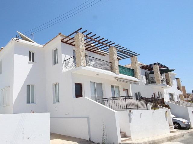 Таунхаус в Пафосе с 2 спальнями, Peyia