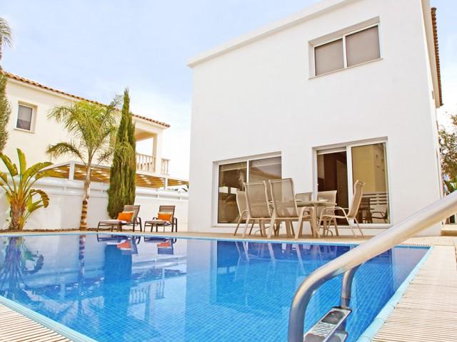 Трехспальная вилла Pernera, Протарас - аренда на о. Кипр