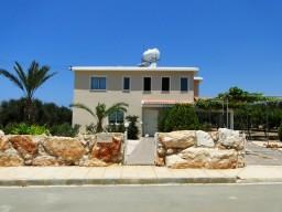 Трехспальная вилла в Пафосе, Peyia